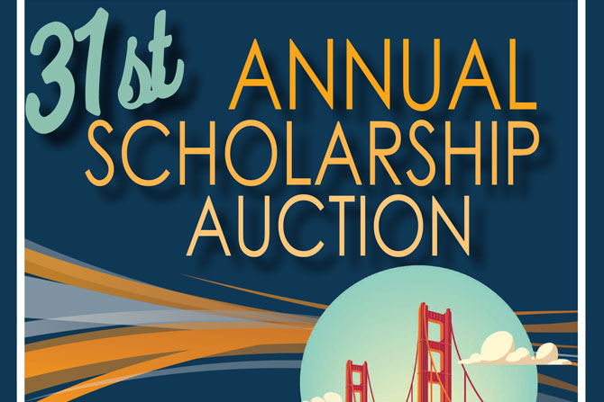 31st annual scholarship auction