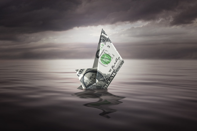 Money-ship